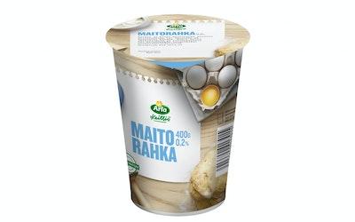 Arla Keittiö laktoositon maitorahka 400 g