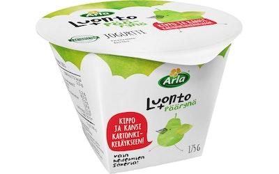 Arla Luonto+ AB jogurtti 175g päärynä