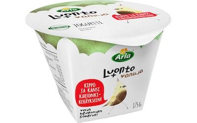 Arla Luonto+ AB jogurtti 175g vanilja