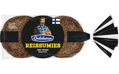 Oululainen Reissumies Tosi Tumma 8 kpl/560g