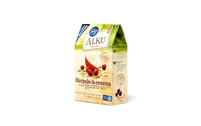 Fazer Alku Karpalo & Omena kaurapuuro 400g