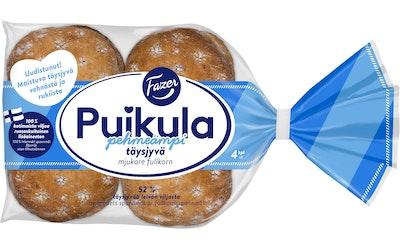 Fazer Puikula pehmeämpi täysj 4kpl/240g