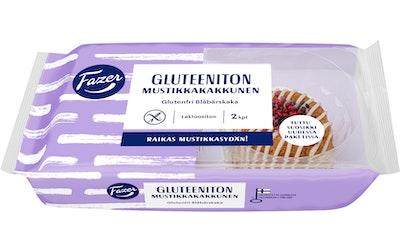 Fazer mustikkakakkunen gluteeniton 2kpl/150g