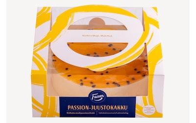 Fazer passion-juustokakku 650g