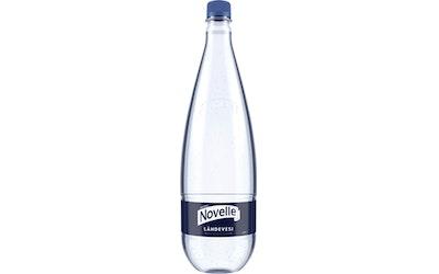 Novelle Lähdevesi hiilihapollinen 1,25L