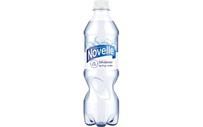 Novelle Lähdevesi 0,5l
