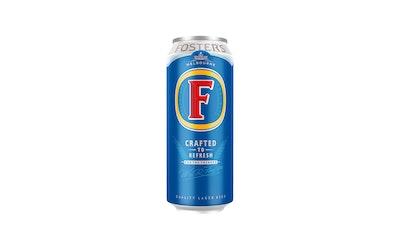 Fosters 4,5% olut 0,5l tlk