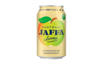 Hartwall Jaffa Luomuomena 0,33l