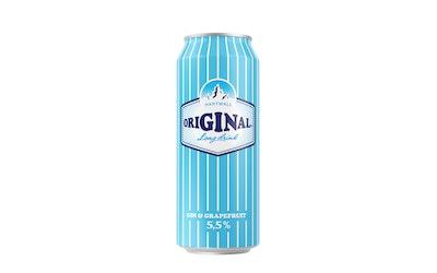 Hartwall original long drink 5,5% 0,5l
