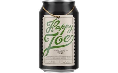 Happy Joe Crispy Pear 4,7% 0,33l