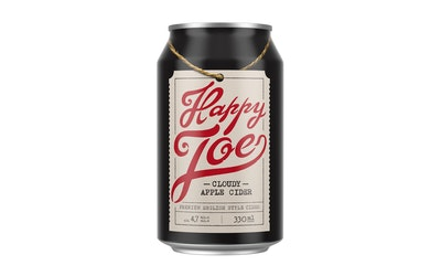 Happy Joe Cloud Apple 4,7% 0,33l tlk
