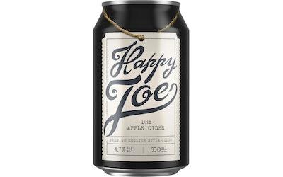 Happy Joe Dry Apple cider 4,7% 0,33l