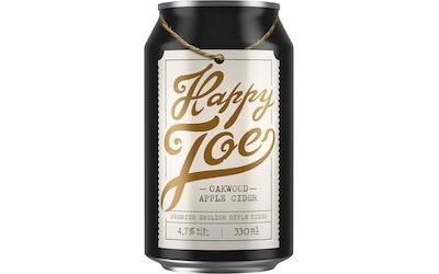 Happy Joe Oakwood Apple 4,7% 0,33l