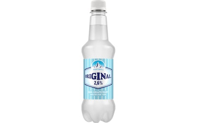 Original Grape long drink 2,6% 0,43l