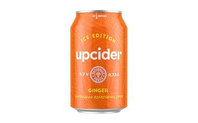 Upcider ice editio Ginger 4,7% 0,33l tlk