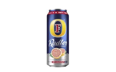 Foster's Radler Grapefruit 2,0% 0,5l tlk