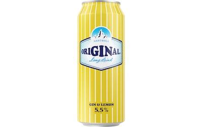 Original Lemon Long Drink 5,5% 0,5l