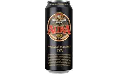 Aura olut 5,2% 0,5l