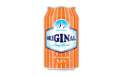 Original Orange LD 5,5% 0,33l
