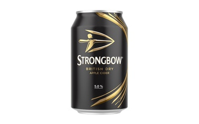 Strongbow British Dry 5% 0,33l