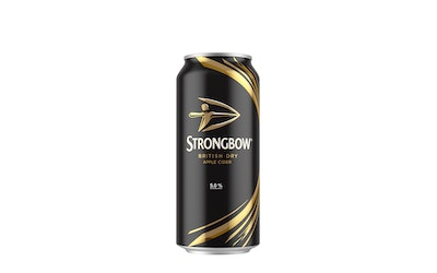 Strongbow British Dry cider 5% 0,44l