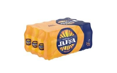 Hartwall Jaffa Appelsiini 0,33l 24-pack