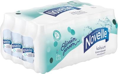Novelle Kalsium 0,33l 24-pack