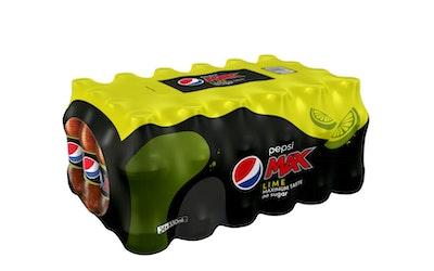 Pepsi Max Lime 0,33l 24-pack