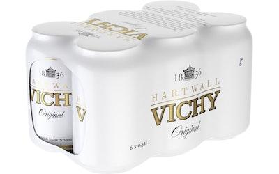 Hartwall Vichy Original 0,33L tlk 6-pack