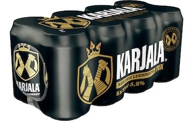 Karjala 5,2% 0,33l 8-pack