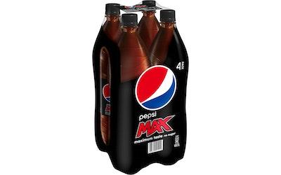 Pepsi Max Kofeiini Mg