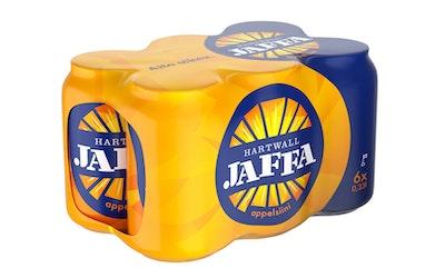 Hartwall Jaffa appelsiini 0,33l tlk 6-pack