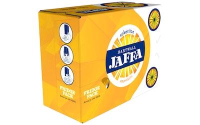Hartwall Jaffa appelsiini sokeriton 0,33l 12-pack