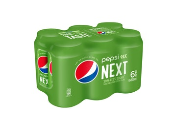 Pepsi Next  0,33l tlk 6-pack