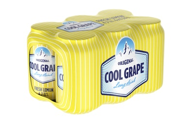 Cool Grape Lemon 4,7% 0,33l tlk