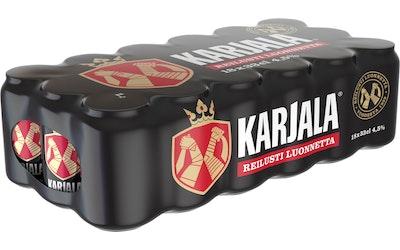Karjala 4,5% 0,33l 18-pack