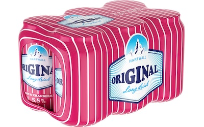 Original Cranberry 5,5% 0,33l 6-pack