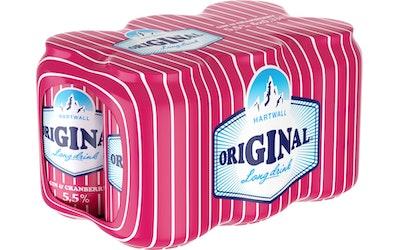 Original Cranberry 5,5% 0,33l 6-pack
