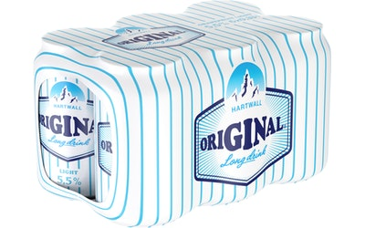 Original Light LD 5,5% 0,33l 6-pack