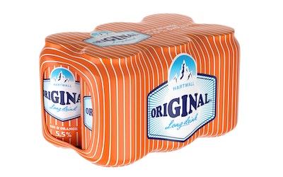 Hartwall Original Orange Long Drink 5,5% 0,33l 6-pack