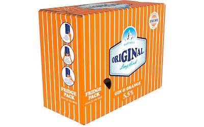 Original Orange Long Drink 5,5% 0,33l 12-pack
