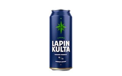 Lapin Kulta luomu olut 4,5% 0,5l
