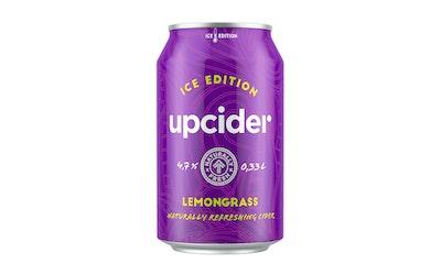 Upcider Ice Ed Lemongrass 4,7% 0,33l tlk