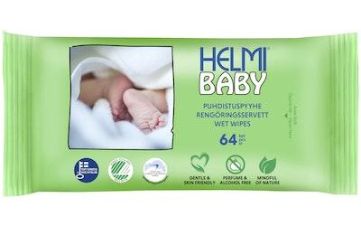 Helmi Baby puhdistuspyyhe 64kpl