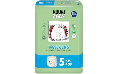 Muumi 40kpl Walkers 5 7-15kg