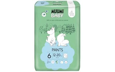 Muumi 36kpl Walkers 6 12-20kg