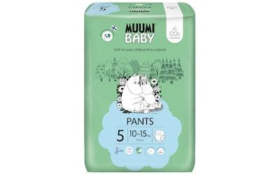 Muumi Walkers housuvaippa 10-15kg 38kpl koko 5