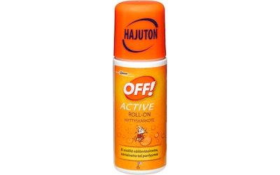 Off hyttyskarkote roll-on 65ml Active