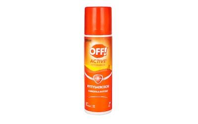 OFF! hyttysaerosoli Active 65ml