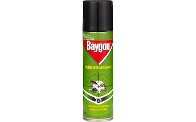 Baygon hyönteisaerosoli 200ml torjunta-aine